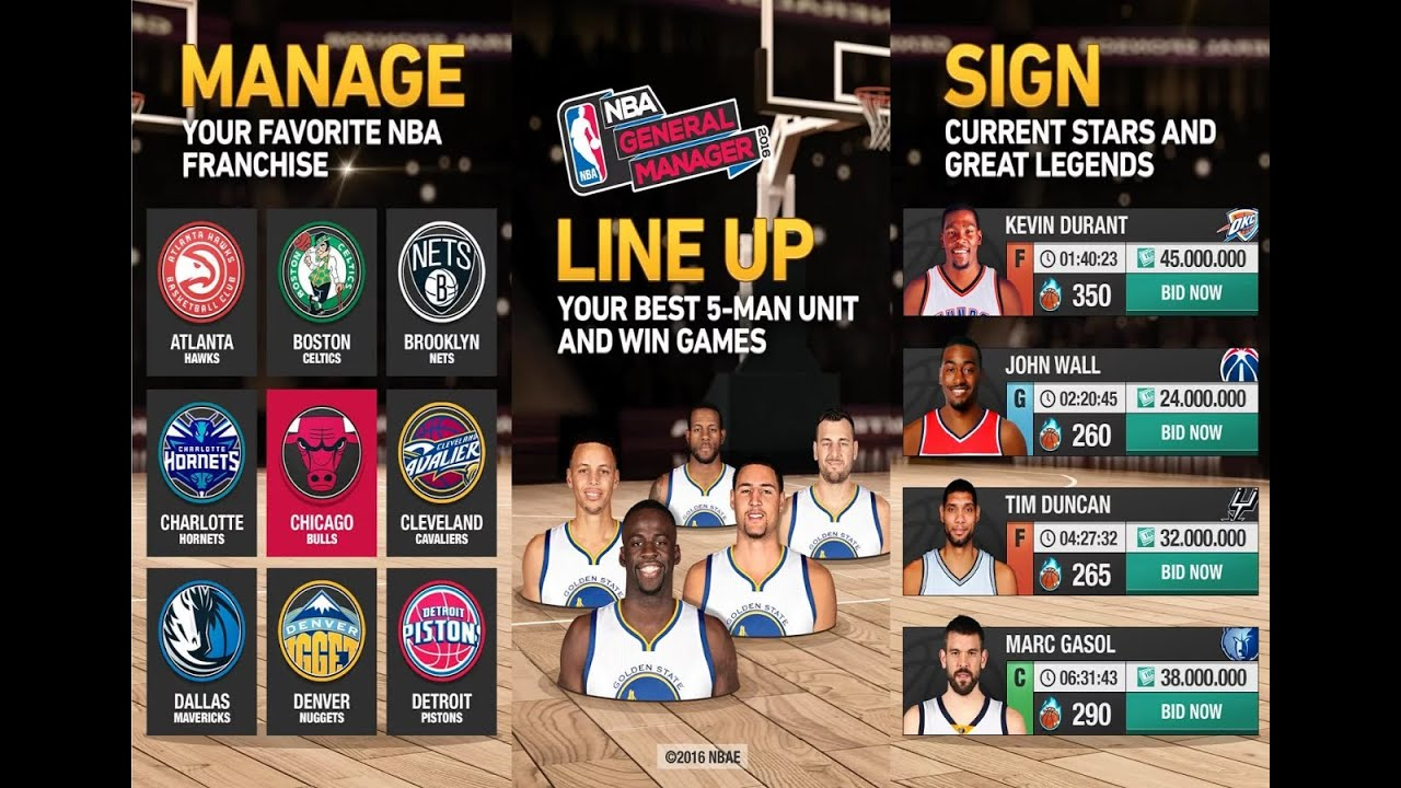 Nba Manager
