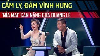 Cẩm Ly, Đàm Vĩnh Hưng 'mỉa mai' cân nặng Quang Lê 'không chính thống' - Tuyệt Đỉnh Song Ca Tập #2