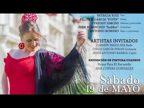 """Espectáculo Patricia Ruiz """"A mi manera"""""""