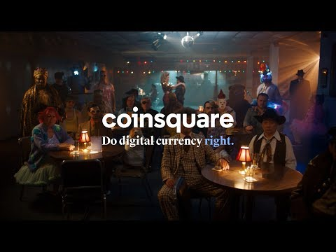 Coinsquare: Do Digital Currency Right