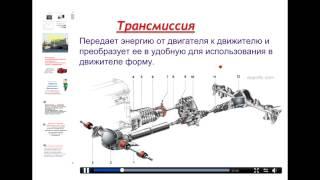 Фрагмент лекции по предмету Конструкция и эксплуатационные свойства ТиТТМО