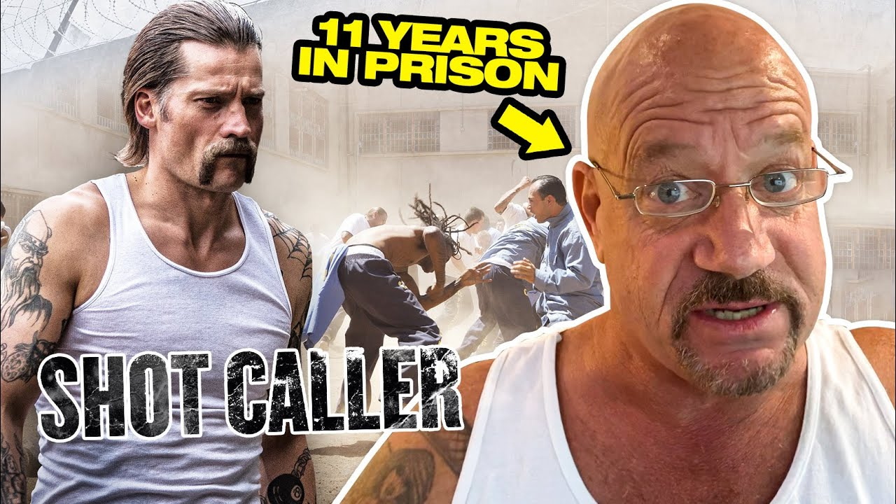Download Ex Inmate Reacts - Shot Caller Review - Prison Movie   130  