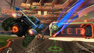 A GRANDE VIRADA! ROCKET LEAGUE