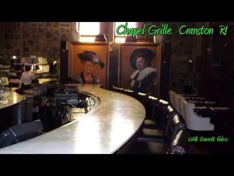 A Positive View of Rhode Island - The Chapel Grille - Cranston RI by Walt Barrett