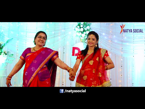 Maye Ni Maye & London Thumakda Dance | Natya Social