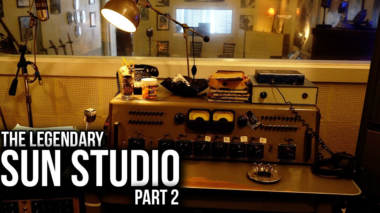 Download The Legendary Sun Studio - Behind the Scenes in the Control Room - HiFi America Museum Tours #6