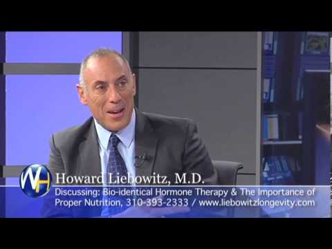 Howard Liebowitz, M.D. - Bio-identical Hormone Therapy, Los Angeles. Hrt Santa Monica