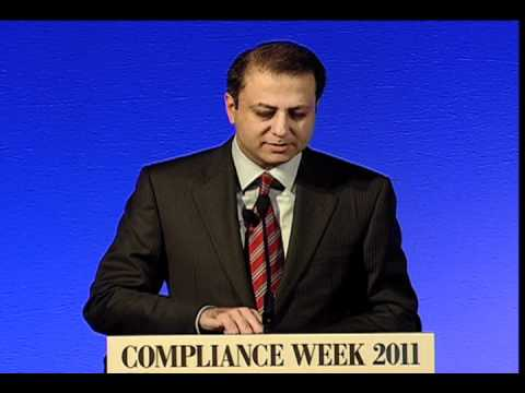 Keynote CW2011: Preet Bharara Highlight