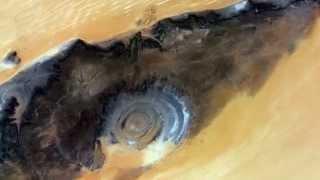 Video Natural wonders - Eye of the Sahara (Mauritania) download MP3, 3GP, MP4, WEBM, AVI, FLV Agustus 2018