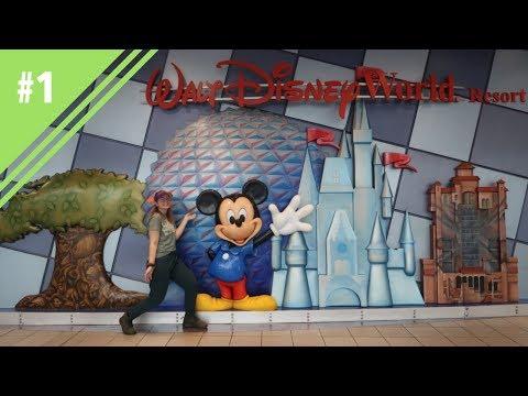 Walt Disney World Vlog   Day 1   Travel Day   Sep 2018   HAYNES