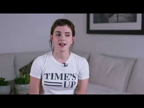 Emma Watson - Time's Up Now