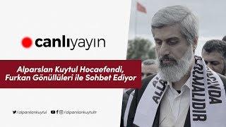 Alparslan Kuytul Hocaefendi İstanbul'da Furkan Gönüllüleri ile Sohbet Ediyor