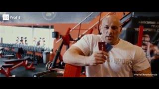 Nie ma lipy! FitCRIBS z wizytą u Hardkorowego Koksa w Burneika Sports Gym 2017 Video