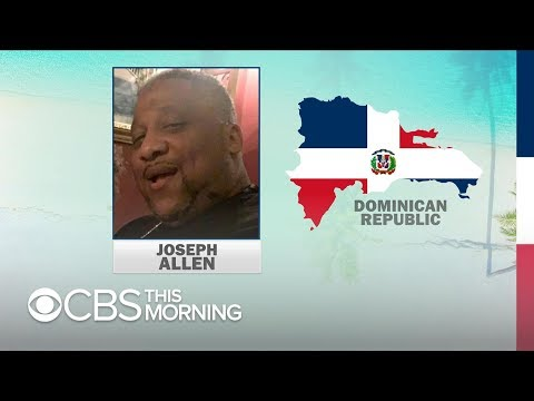 DC - Dominican Republic Officials Blast US Tourist Death Reports As Fake News