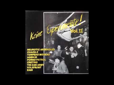 VA – Keine Experimente! Vol. II LP 1984