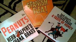 Herb Albert & Tijuana Brass - Peanuts - Composed by Louie Guerrero