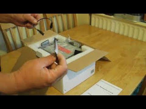Eonon D5119E FORD RADIO DVD SAT NAV UNBOXING
