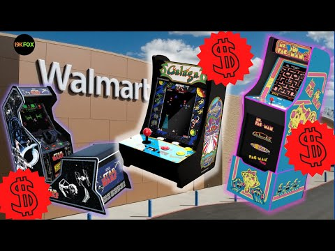 Arcade1up Cabs Rollback Deals from 19kfox