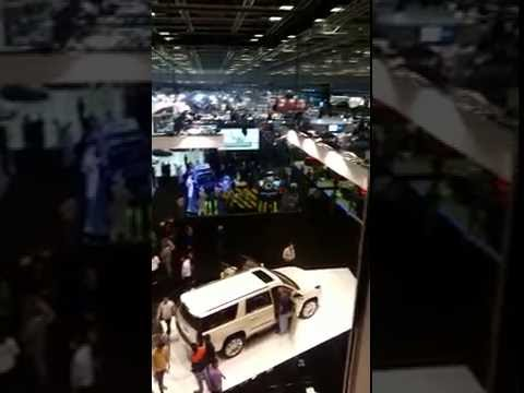 Qatar national Convention Center - Motor Show