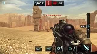 Sniper Fury Hileleri