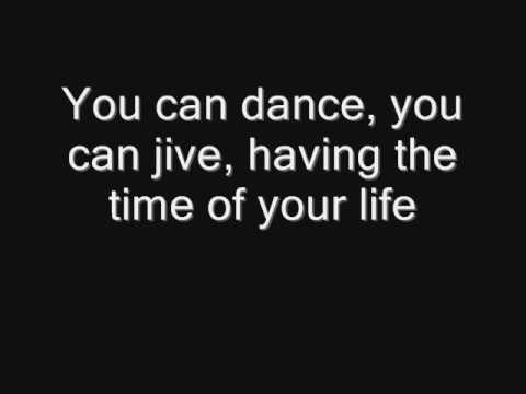 ABBA- Dancing Queen (With Lyrics)