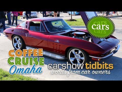 Coffee Cruise Omaha Car Show May 6, 2017 | Carshow Tidbits: Words From Car Owners