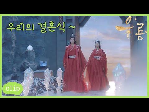 드디어 우리 결혼했어요~ 「우룡 |Miss The Dragon」 | WeTV