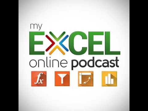 EXCEL PODCAST SHOW 01: VBA & Excel Add-Ins with Chris Newman