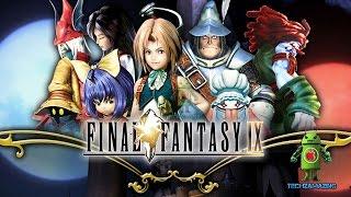 FINAL FANTASY Ⅸ (iOS/Android) Gameplay HD