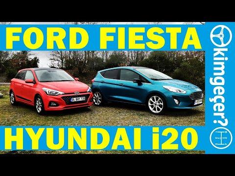 Ford Fiesta mı Hyundai i20 mi?