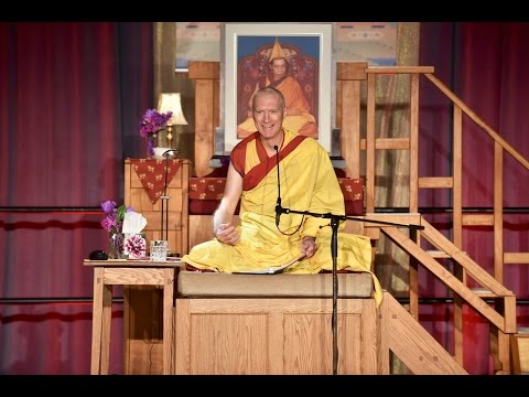 Advice for beginners to Highest Yoga Tantra – Gen-la Kelsang Khyenrab