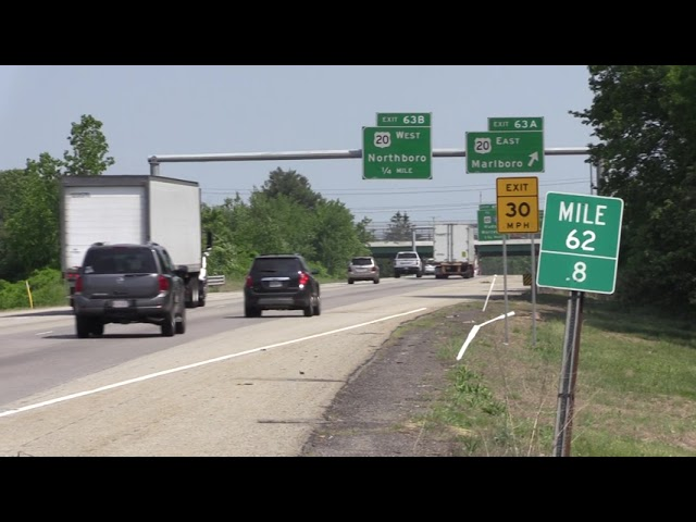 Highway Exit Numbers