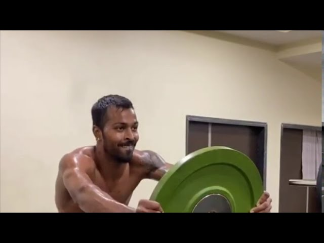Indian Cricket Player Doing Workout Like Pro🏆 FITNESS\WORKOUT🏆
