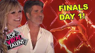 America's Got Talent 2021 THE FINALS DAY 1!