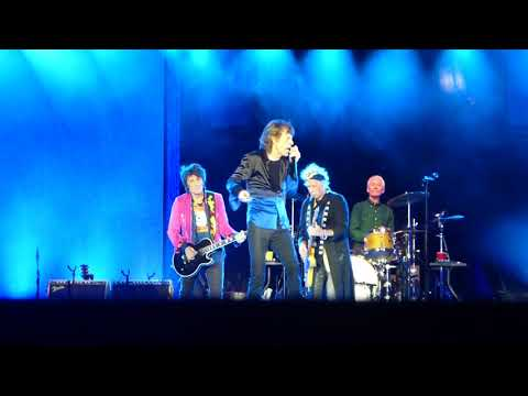 Rolling Stones - Hate To See You Go [ Zurich Zürich - 20 - 9 - 2017 ]