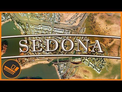Sedona - Part 38 | HIGH DENSITY (Cities: Skylines)