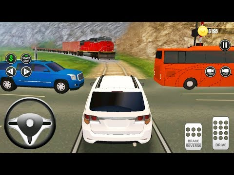Parking Driving Academy India 3D - Sport Cars and Trains - Best Android Gameplay