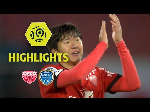Dijon FCO - ESTAC Troyes (3-1) - Highlights - (DFCO - ESTAC) / 2017-18
