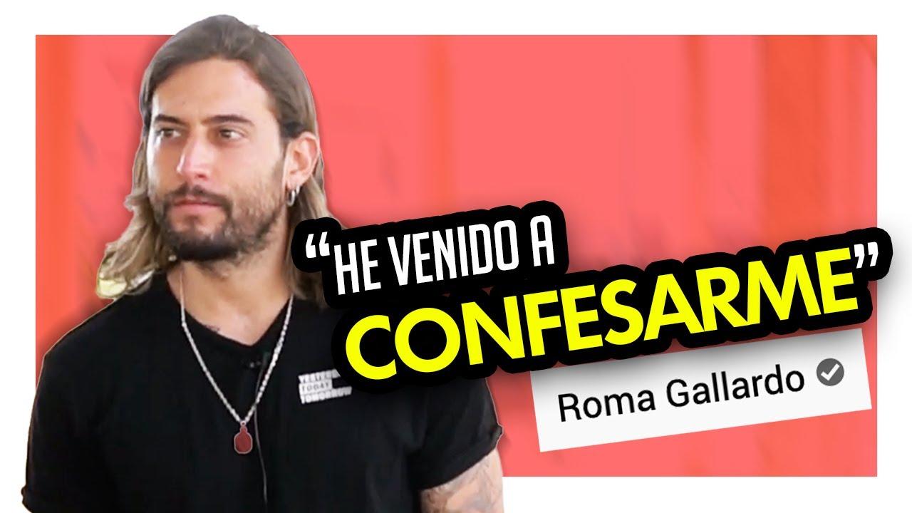 """ROMA GALLARDO: """"CREO que hay algo DESPUÉS de esta VIDA""""   UEP"""