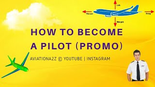 Gambar cover HOW TO BECOME A PILOT (PROMO)  AVIATIONA2Z © 