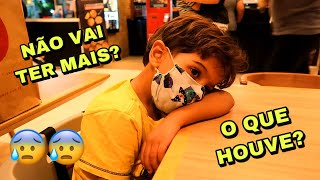 TIVE QUE CANCELAR A FESTA DE ANIVERSARIO DO DAVI NA PARAIBA * Entenda o porque.