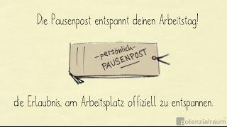 Die Pausenpost (featured by potenzialraum)