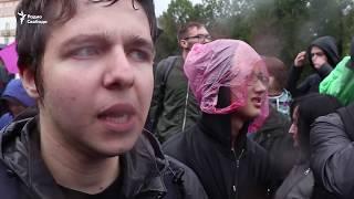 Екатеринбург шокирован жестким разгоном акции 9 сентября