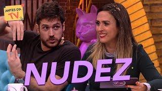 Marco Pigossi conta segredo sobre cenas de nudez e Tatá fica chocada Lady Night Humor Multishow