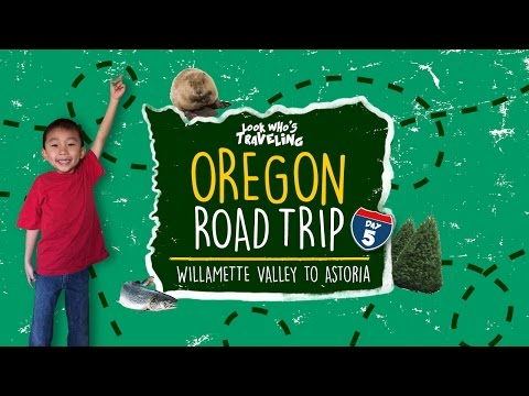 Columbia River Maritime Museum (Things to do in Oregon): Look Who's Traveling