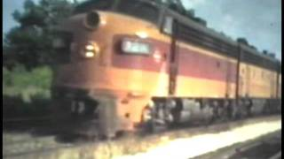 Chicago Railroads in the 1960s DVD Trailer