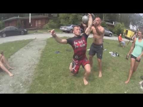 TGU 60 kg - Kettlebell Wschod - Mirek  78 kg