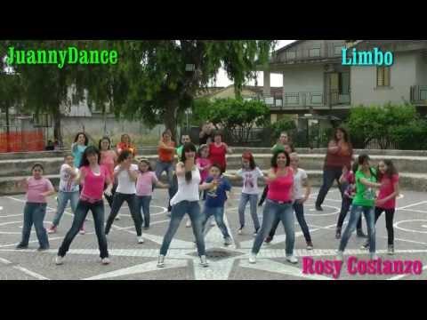 Limbo  Daddy Yankee   Balli Di Gruppo 2013