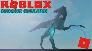 Roblox Dinosaur Simulator - The New Cyber Icthy?