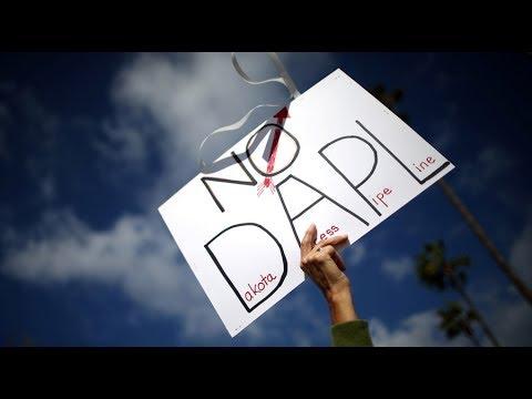 Dakota Access Pipeline May Be Shutting Down